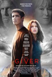 2014 - The Giver Movie Poster