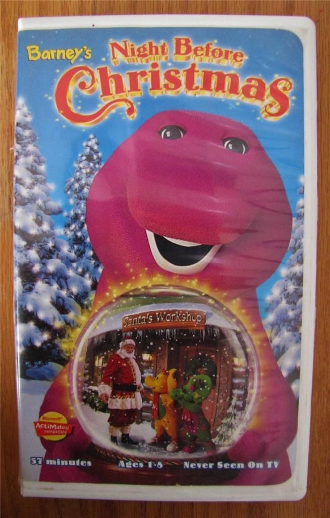 Snap Barney s Night Before Christmas Christmas Specials Wiki Fandom ...
