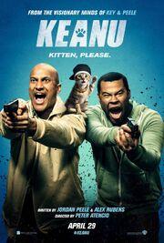 2016 - Keanu Movie Poster