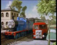 Bertie and Edward
