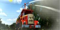 Flynn the Fire Engine