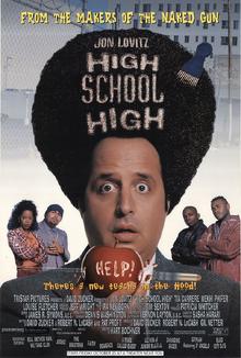 High School High (1996) Poster