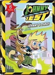 Johnny Test Johnny And Dukey 1997 VHS