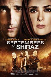 2016 - Septembers of Shiraz Movie Poster