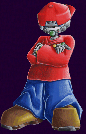 Fofrobot