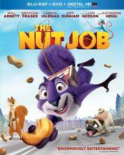 The Nut Job 1993 VHS
