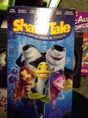 Shark Tale VHS