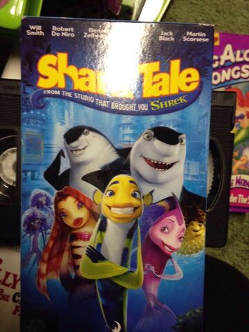 File:Shark Tale VHS.jpg