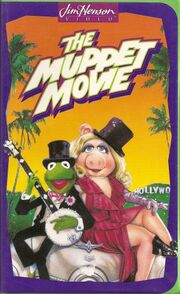 The Muppet Movie on Video