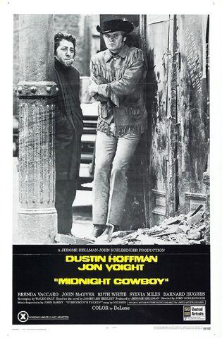 File:1969 - Midnight Cowboy Movie Poster.jpg