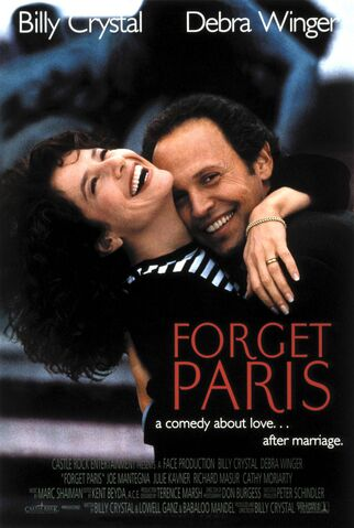 File:1995 - Forget Paris Movie Poster.jpg