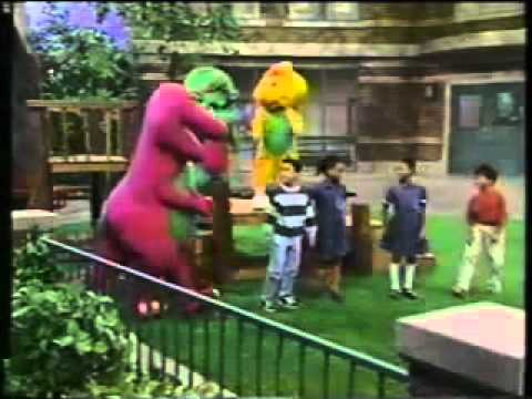 File:Barney Good Clean Fun Oh Brother She's My Sister Preview.jpg