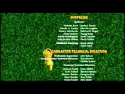 Over the Hedge Closing Credits