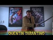 Quentin Tarantino from The Muppets Wizard of Oz Preview