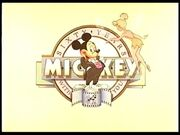 Mickey and Tinker Bell from Oliver and Company Theatrical Teaser Trailer