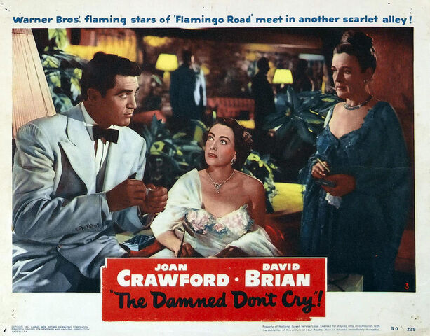 File:1950 - The Damned Don't Cry Movie Poster.jpg