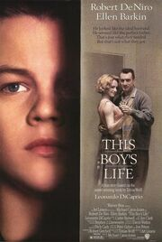 1993 - This Boy's Life Movie Poster