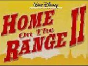 Home on the range II