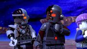 Lego DC Comics Super Heroes- Justice League Vs. Bizzard League Preview