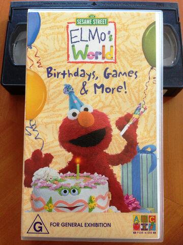 File:Elmos world birthdays games and more australian vhs.jpg