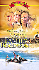 Swiss family robinson vhs