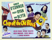 1944 - Chip Off the Old Block Movie Poster