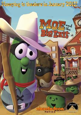 Paramount and Nickelodeon Moe Poster