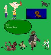 The Cartoon Book poster