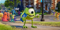 Monsters University/Characters/Gallery