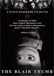 The blair thumb dvd