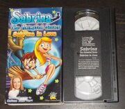 Sabrina in Love VHS