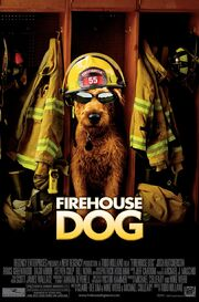 2007 - Firehouse Dog Movie Poster