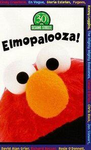 Elmopalooza VHS