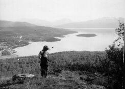 Utsikt finnfjorden