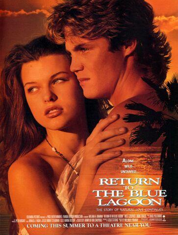File:1991 - Return to the Black Lagoon Movie Poster.jpg