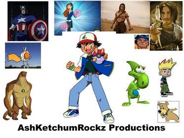 AshKetchumRockz Productions