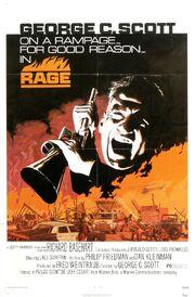 1972 - Rage Movie Poster