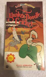 Yankee Doodle Cricket VHS