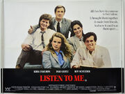 1989 - Listen to Me Movie Poster