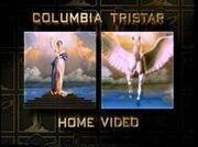 Columbia tristar home video 1996 logo