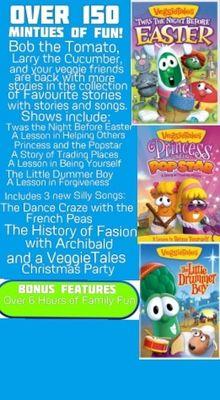 Veggie Tales JAM Favourite Stories