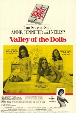 File:1967 - Valley of the Dolls Movie Poster.jpg