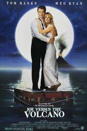 1990 - Joe Versus the Volcano Movie Poster