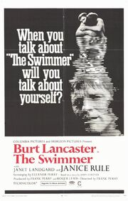1968 - The Swimmer Movie Poster