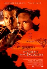 1996 - The Ghost and the Darkness Movie Poster -2