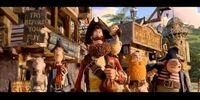 Opening to Arthur Christmas 2012 DVD