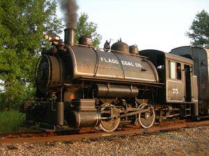Flagg Coal Company 75 -The Doc Robot