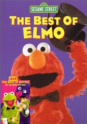 The best of elmo the best of kermit on sesame street 2002 vhs