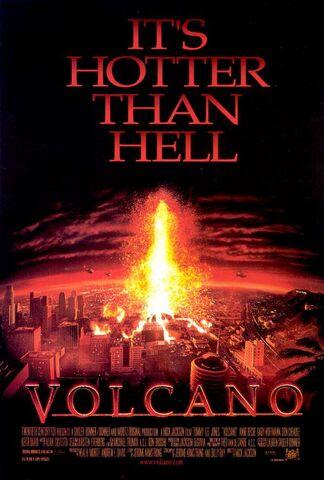 File:1997 - Volcano Movie Poster.jpg