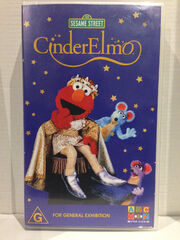 CinderElmo Early 2000s VHS